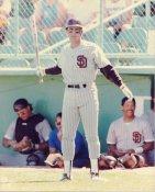 Jack Clark LIMITED STOCK San Diego Padres 8X10 Photo