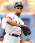 Rickey Henderson LIMITED STOCK New York Yankees Glossy Card Stock 8X10 Photo