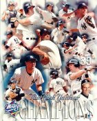 Yankees 1998 World Series Champs New York LIMITED STOCK 8X10 Photo