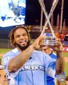 Prince Fielder, 2012 All Star Homerun Derby 8X10 Photo