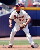 Chipper Jones LIMITED STOCK  Atlanta Braves 8x10 Photo