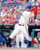 Jim Thome LIMITED STOCK 13 Walk Off Homeruns Philadelphia Phillies 8X10 Photo