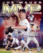 Joe Mauer, MVP 2009, Minnesota Twins 8X10 Photo