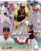 Dave Winfield Hall Of Fame Limited Numbered Edition Padres, Yankees, Twins 8X10 Photo