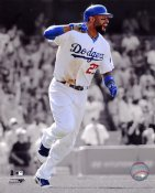 Matt Kemp Los Angeles Dodgers SATIN 8X10 Photo