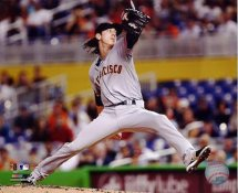 Tim Lincecum San Francisco Giants 8X10 Photo