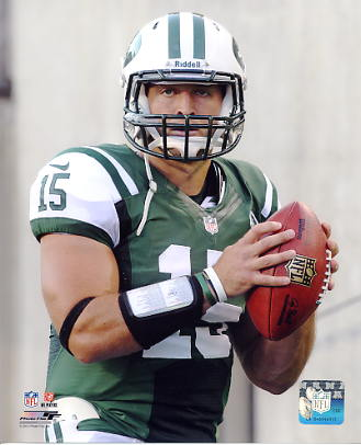 Tim Tebow LIMITED STOCK New York Jets 8X10 Photo