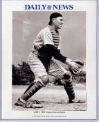 Bill Dickey 1941 New York Yankees Daily News Bill Gallo Cartoon & Stats on Back, Comes in Top Load Holder 8X10 Photo