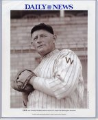 Jack Chesbro 1924 New York Yankees Daily News Bill Gallo Cartoon & Stats on Back, Comes in Top Load Holder 8X10 Photo