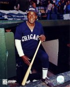 Buck O'Neil LIMITED STOCK Chicago White Sox 8x10 Photo