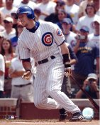 Nomar Garciaparra LIMITED STOCK Chicago Cubs 8x10 Photo