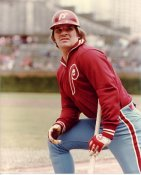 Pete Rose LIMITED STOCK Philadelphia Phillies 8X10 Photo