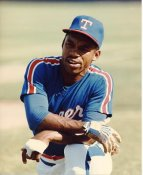 Oddibe McDowell SUPER SALE Texas Rangers 8X10 Photo