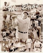 Babe Ruth No Hologram SUPER SALE New York Yankees 8X10 Photo