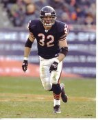 Todd Johnson LIMITED STOCK Chicago Bears 8X10 Photo