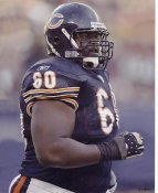 Terrence Metcalf LIMITED STOCK Chicago Bears 8X10 Photo