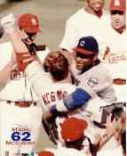 Sammy Sosa & Mark McGwire LIMITED STOCK No Hologram Cardinals 8X10 Photo