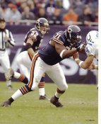 Israel Idonije LIMITED STOCK Chicago Bears 8X10 Photo