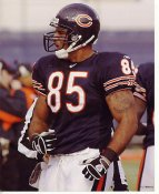 John St Clair LIMITED STOCK Chicago Bears 8X10 Photo