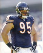 Ian Scott LIMITED STOCK Chicago Bears 8X10 Photo
