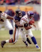 Alex Brown LIMITED STOCK Chicago Bears 8X10 Photo