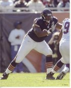 Terry Tank Johnson LIMITED STOCK Chicago Bears 8X10 Photo