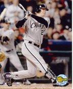 Geoff Blum LIMITED STOCK Chicago White Sox 8X10 Photo