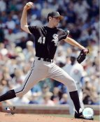 Brandon McCarthy LIMITED STOCK Chicago White Sox 8X10 Photo