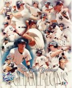 Yankees 1998 World Series Champs New York SUPER SALE 8X10 Photo
