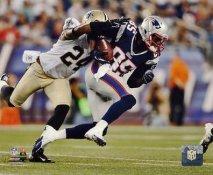 Brandon Lloyd New England Patriots 8X10 Photo