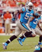 Jon Beason Carolina Panthers 8X10 Photo