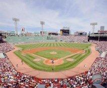 N2 Fenway Park 2011 Boston Red Sox 8x10 Photo