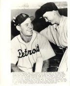 Walt Dropo LIMITED STOCK Detroit Tigers 8X10