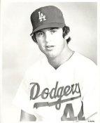 Mickey Hatcher LIMITED STOCK Los Angeles Dodgers 8X10 Photo