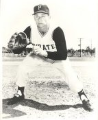 Harvey Haddix LIMITED STOCK Pittsburgh Pirates 8X10 Photo