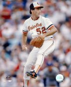 Mike Boddicker LIMITED STOCK Baltimore Orioles 8X10 Photo