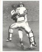 Darrell Porter & Bruce Sutter LIMITED STOCK St Louis Cardinals 8x10 Photo