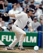 Johnny Damon LIMITED STOCK New York Yankees 8X10 Photo