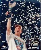 John Elway LIMITED STOCK Super Bowl 33 Champions Denver Broncos 8X10 Photo