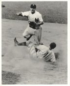 Snuffy Stirnweiss & Pee Wee Reese LIMITED STOCK New York Yankees 8x10 Photo