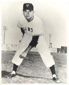 Johnny Antonelli LIMITED STOCK New York Giants 8x10 Photo