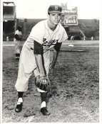 Danny McDevitt LIMITED STOCK Brooklyn Dodgers 8x10 Photo