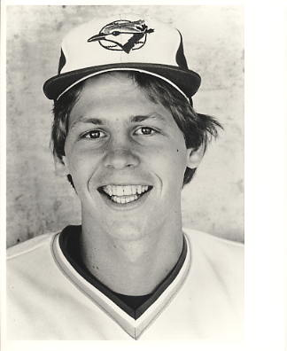Danny Ainge LIMITED STOCK Toronto Blue Jays 8X10 Photo
