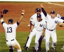 Mark Teixeira, Mariano Rivera & Alex Rodriguez LIMITED STOCK New York Yankees  8X10 Photo