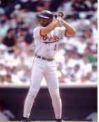 Harold Baines LIMITED STOCK Baltimore Orioles 8X10 Photo