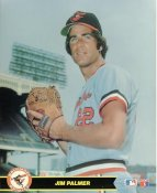 Jim Palmer LIMITED STOCK Baltimore Orioles Glossy Card Stock 8X10 Photo