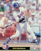 Pete Incaviglia LIMITED STOCK Texas Rangers Glossy Card Stock 8X10 Photo