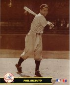 Phil Rizzuto LIMITED STOCK New York Yankees Glossy Card Stock 8X10 Photo