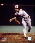 Scott McGregor 1983 World Champs LIMITED STOCK Baltimore Orioles 8X10 Photo