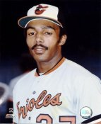 John Shelby 1983 World Champs LIMITED STOCK Baltimore Orioles 8X10 Photo